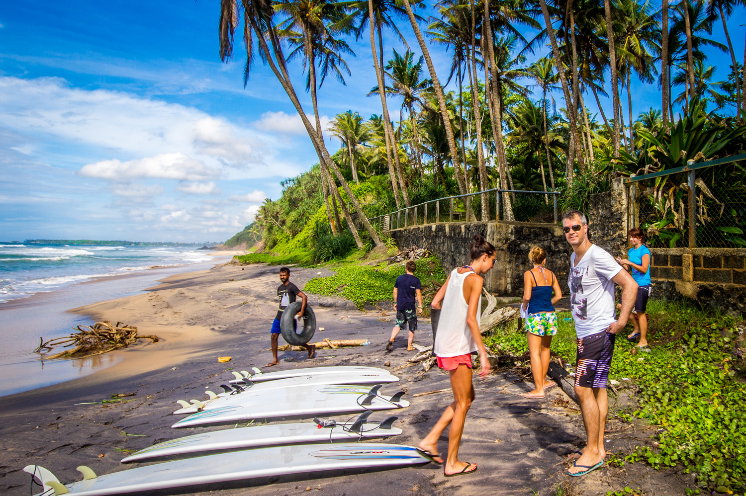 Matara Sri Lanka  city photos : ... Retreat sri lanka surfing, yoga and spa – Sri Lanka Travel Spots